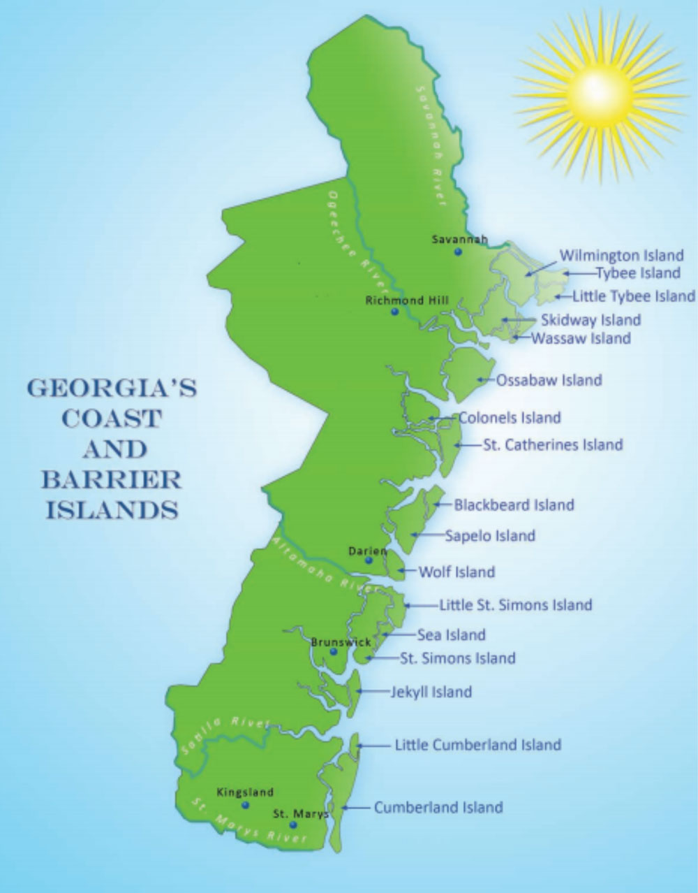 Tybee Island History and Tourism